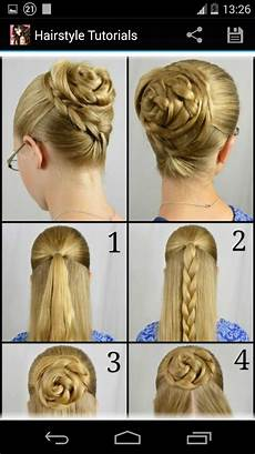 hairstyles step by step android apps on google play