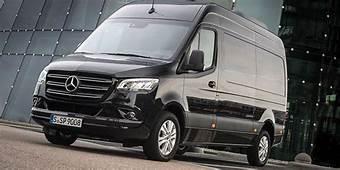 First Drive 2019 Mercedes Sprinter Van Is Agile And Versatile