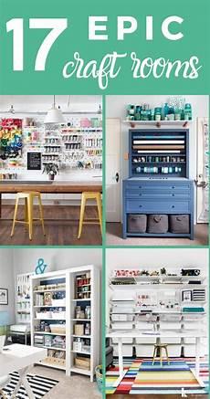 17 amazing diy craft room ideas kaleidoscope living