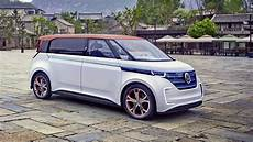all electric seven seater volkswagen mpv coming in 2019