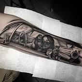 Только эскизы тату / Татуировка Sketch Tattoo