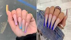 cool acrylic nail designs to compliment your style the