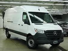 New 2019 Mercedes Benz Sprinter Cargo Van CARGO