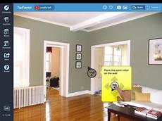 tappainter see what your room looks life before you paint it interior design apps paint