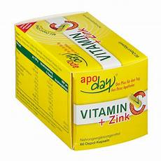 apoday 174 vitamin c zink depot kapseln shop apotheke