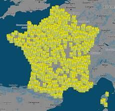carte gilet jaune blocage gilets jaunes la carte des blocages