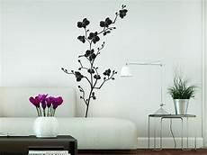 wandtattoo orchidee wandtattoo orchidee mit bl 252 ten von klebeheld 174 de