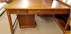 thomasville home office furniture 3 pc thomasville office set delmarva furniture consignment
