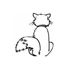 Malvorlage Katze Einfach Katzen Malvorlagen Zum Ausmalen F 252 R Kinder