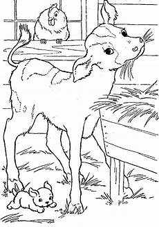 farm coloring pages to and print for free