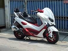 Modifikasi Motor Yamaha Nmax by Modifikasi Jok Motor Jok Motor Yamaha Nmax Model Phyton