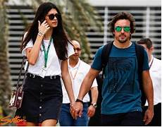 Alonso Arrives On To Bahrain Track With His