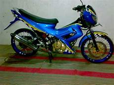 Satria Fu Babylook by Cat Modification Satria Fu Racing Look