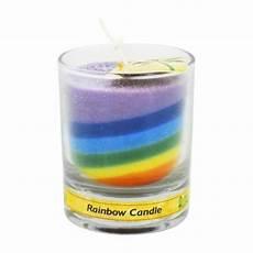 Amazon Com Pride Rainbow Candle Aloha Bay 1010354 Aloha Bay Votive Jar Candle Unscented
