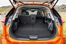 nissan x trail boot space size seats what car