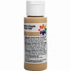 shop plaid delta ceramcoat 174 acrylic paint khaki 2 oz 02718 02718 plaid online