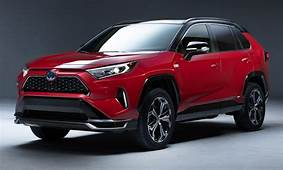 2021 RAV4 Plug In Hybrid Powers Up For 2019 Los Angeles