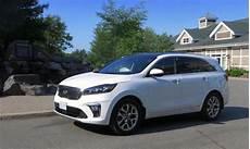kia sorento 2019 white drive 2019 kia sorento review 7 seater suv gets