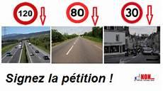 pétition 80 km h au 224 du clich 233 la fin de la guerre contre les