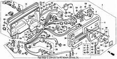 honda em5000sx a generator jpn vin ea7 1000001 parts diagram for em5000sxcontrol box