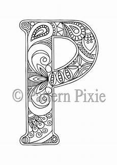 Ausmalbilder Buchstaben P Colouring Page Alphabet Letter Quot P Quot Coloring Pages