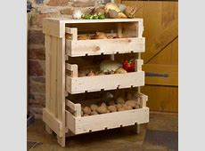 Build a mobile kitchen island unit with timber crate