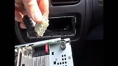 branchement autoradio pioneer cambio de una radio de coche original por una radio