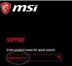3 ways to update msi drivers for windows 10 windows 10 skills