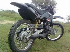 Rx 100 Modif by Check Out This Modified Yamaha Rx100 Dirt Bike Motoroids