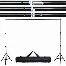 Photography Photo Screen Background Support Stand 10ft adjustable photography background support stand photo