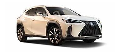 Lexus Ireland Luxury & Hybrid Cars