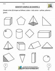 worksheets on shapes for grade 1 1214 grade geometry