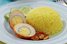 Gambar Foto Makanan Nasi Kuning Gambar Hitam Hd