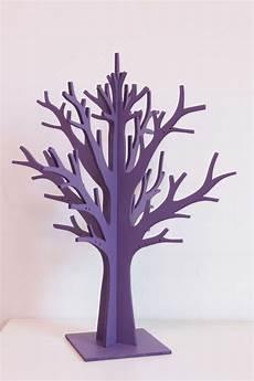 arbre à bijoux en bois arbre 224 bijoux quot branch 233 quot violet presentoir bo 238 tes par