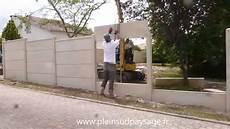 D 233 Mo De Pose Cloture Plaques B 233 Ton