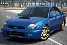 Subaru Impreza Wrx Sti Prodrive Style Type I 01 Gran