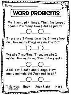 kindergarten math word problem worksheets 11065 grade math unit 3 addition to 10 grade math math word problems 2nd grade worksheets