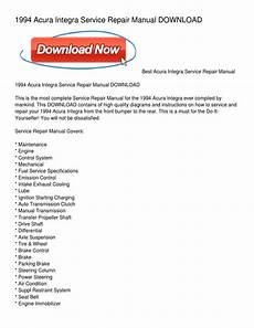 download car manuals 1994 acura integra navigation system 1994 acura integra service repair manual download by kimberly fisher issuu