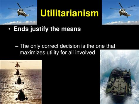 Utilitarian Meaning
