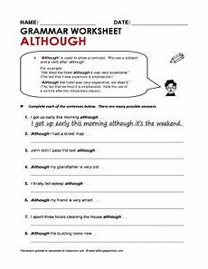 grammar worksheets word document 24757 architects exle forms document templates to submit certification of