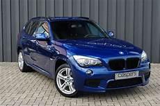 Occasion Bmw X1 Xdrive28i M Sport Sav Benzine 2012 Blauw