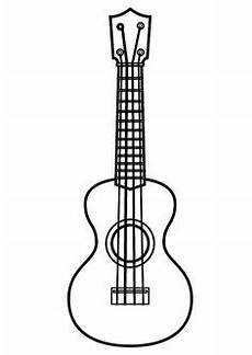 Malvorlagen Ukulele Guitar Sketches Drawing Search Thread Sketching