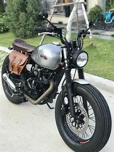 Kawasaki W175 Se Modifikasi by Kawasaki W175 Brat Custom Custom Bike Kendaraan Dan