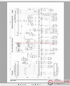 volvo truck wiring diagrams volvo truck fm4 wiring diagram auto repair manual heavy equipment download