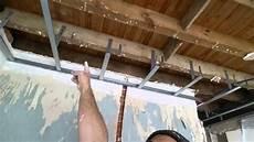faux plafond sans suspente plafond placo sans suspente