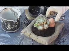 beton hände selber machen beton giessen beton kissen ganz schnell selbst gemacht
