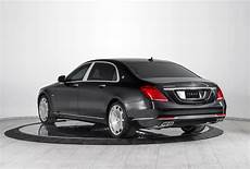 Inkas Reveals Its Armored 2016 Mercedes Maybach S600