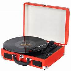 Retro Sound Phonograph Record Player Bluetooth by Intempo Wireless Bluetooth Retro Audio Turntable Vinyl