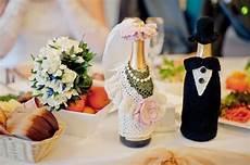 Flaschen Dekoration F 252 R Hochzeit Dekoking Diy