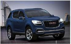 New 2020 Gmc Jimmy by 2018 Gmc Envoy Specs Rumor And Review Gmc Envoy Suv